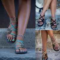 Women's Flat Slippers And Sandals