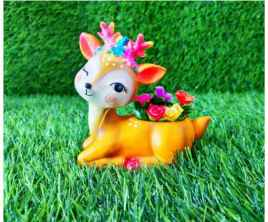 Beautiful Deer Planter For Home