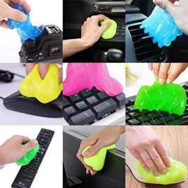 SUPER CLEAN MAGICAL UNIVERSAL CLEANING SLIME GEL SET OF 2