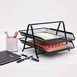 2 LAYER DOCUMENT TRAY