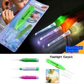 LED FLASHLIGHT EARPICK FOR EAR WAX CLEANING PACK OF 2