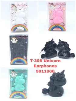 UNICORN HEADPHONES WITH STORAGE BOX