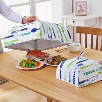 Insulated Food Cover Set Of 2