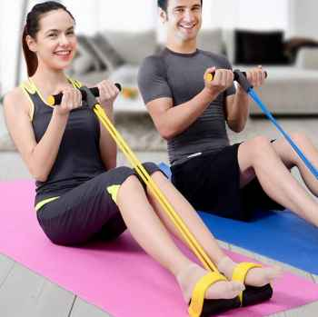 Pull ReducerBody Trimmer For Fitness Exercise Multicolour